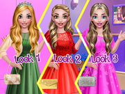Amy's Princess Look