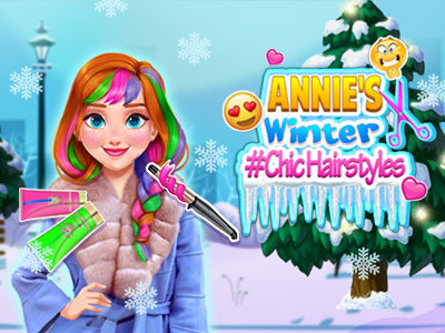 Annie's Winter Chic Hairstyles
