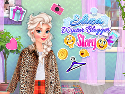 Eliza Winter Blogger Story