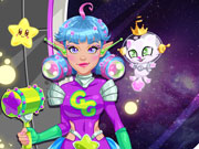 Galaxy Girl Real Makeover