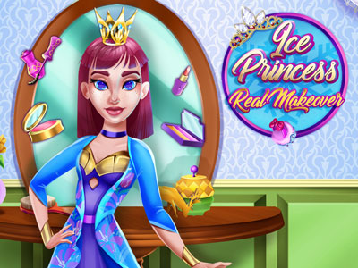 Ice Princess Real Makeover