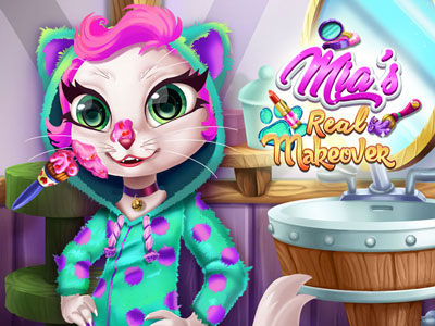 Mia's Real Makeover