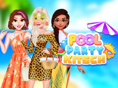 Pool Party Kitsch