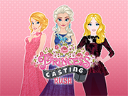 Princess Casting Rush
