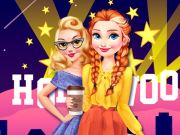 Princess Hollywood Themed Dress-up