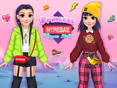 Princess HypeBae Blogger Story