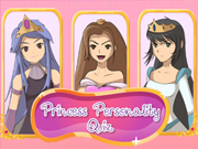 Princess Personality Quiz