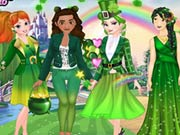 Princess St Patrick's Party