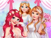 Princess Wedding Transformation