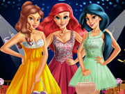Princesses Prom Night