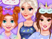 Princesses Slumber #Fun Party
