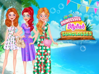 Princesses Stylish Sunglasses