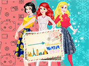 Princesses Winter Trip