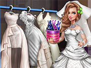 Sery Wedding Dolly Dress Up
