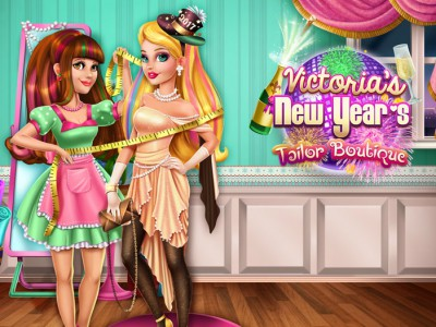 Victoria's New Year's Tailor Boutique