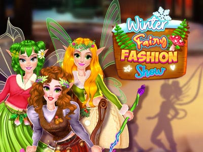 Winter Fairy Fashion Show